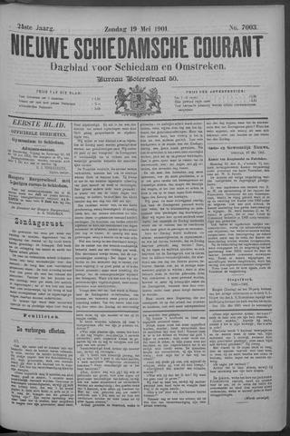 Nieuwe Schiedamsche Courant 1901-05-19