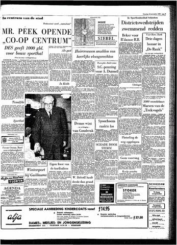 Rotterdamsch Parool / De Schiedammer 1963-11-19