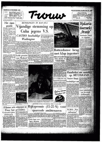 Trouw / De Rotterdammer 1959-10-23