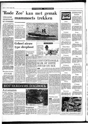 Rotterdamsch Parool / De Schiedammer 1968-08-02