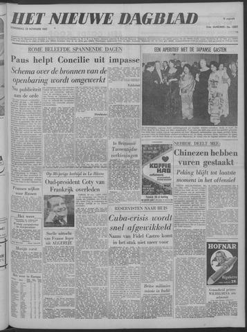 Nieuwe Schiedamsche Courant 1962-11-22
