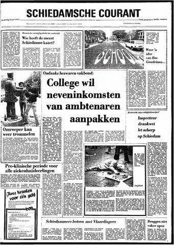 Rotterdamsch Nieuwsblad / Schiedamsche Courant / Rotterdams Dagblad / Waterweg / Algemeen Dagblad 1979-07-12