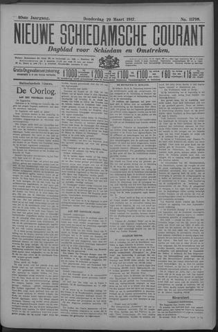 Nieuwe Schiedamsche Courant 1917-03-29