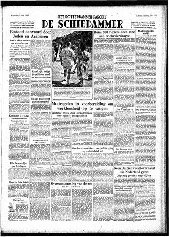 Rotterdamsch Parool / De Schiedammer 1948-06-02