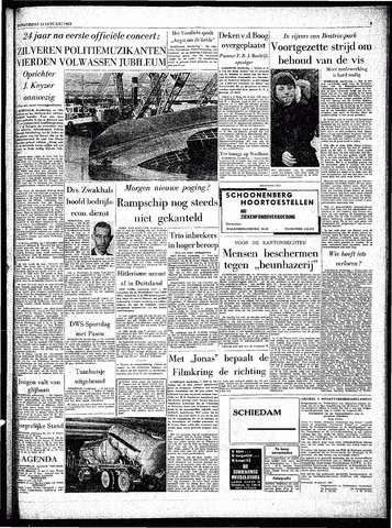 Rotterdamsch Parool / De Schiedammer 1963-01-31