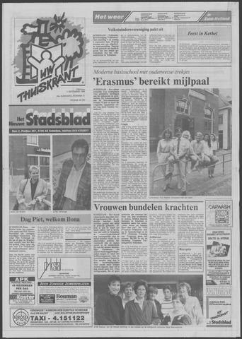 Het Nieuwe Stadsblad 1988-09-02