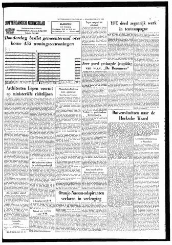 Rotterdamsch Nieuwsblad / Schiedamsche Courant / Rotterdams Dagblad / Waterweg / Algemeen Dagblad 1965-06-28