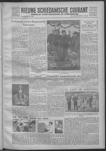 Nieuwe Schiedamsche Courant 1946-05-13