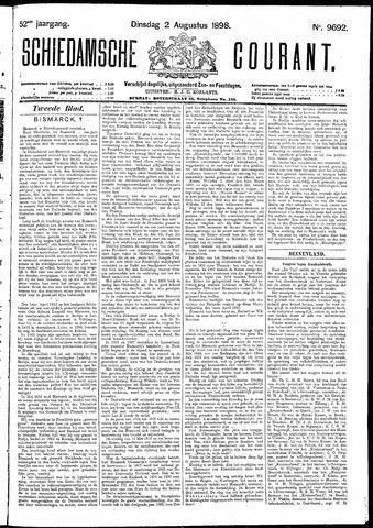 Schiedamsche Courant 1898-08-02