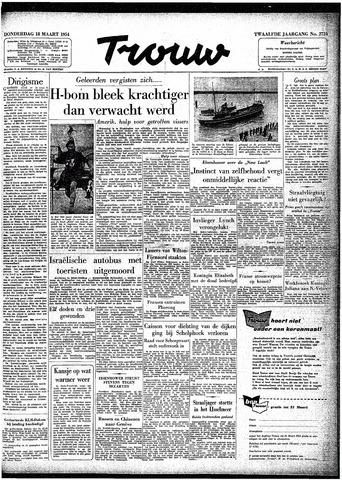 Trouw / De Rotterdammer 1954-03-18