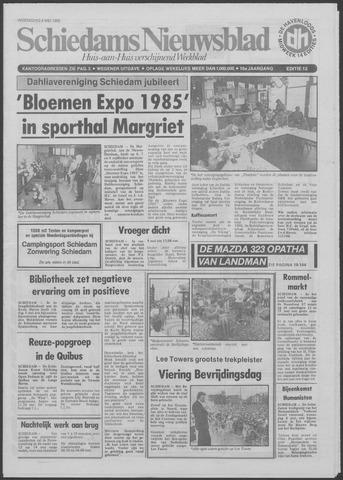 Schiedams Nieuwsblad 1985-05-08