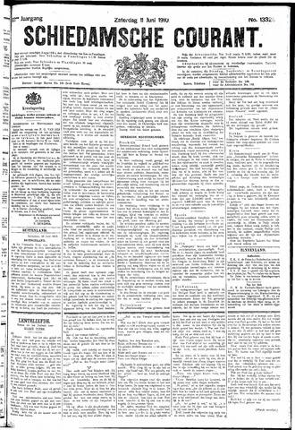 Schiedamsche Courant 1910-06-11