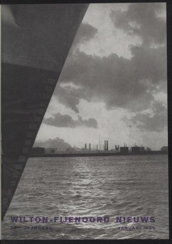 Wilton Fijenoord Nieuws 1959