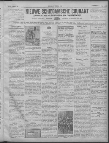 Nieuwe Schiedamsche Courant 1932-07-12