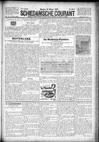 Schiedamsche Courant 1929-03-26