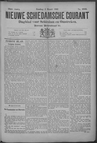 Nieuwe Schiedamsche Courant 1901-03-03