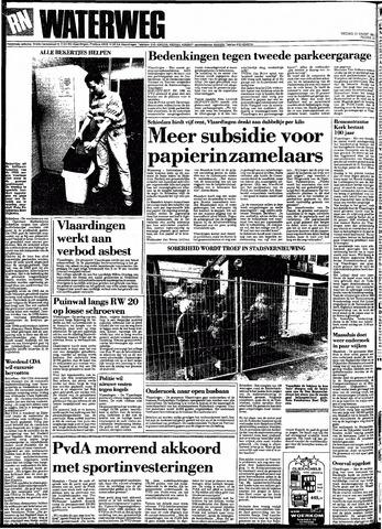 Rotterdamsch Nieuwsblad / Schiedamsche Courant / Rotterdams Dagblad / Waterweg / Algemeen Dagblad 1991-03-15