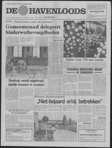 De Havenloods 1975-09-09