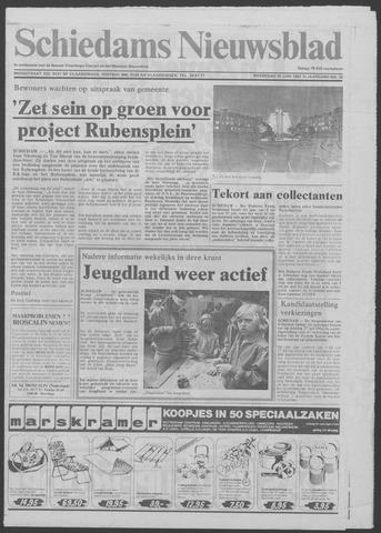 Schiedams Nieuwsblad 1982-06-30