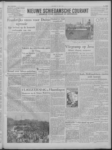 Nieuwe Schiedamsche Courant 1949-05-16