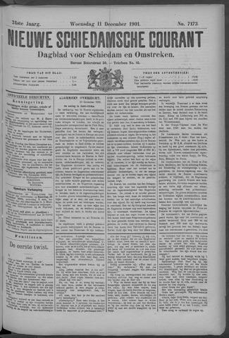 Nieuwe Schiedamsche Courant 1901-12-11