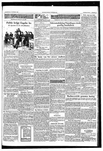 Rotterdamsch Nieuwsblad / Schiedamsche Courant / Rotterdams Dagblad / Waterweg / Algemeen Dagblad 1953-10-07