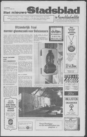 Het Nieuwe Stadsblad 1970-09-11