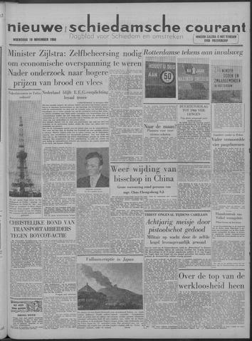 Nieuwe Schiedamsche Courant 1958-11-19