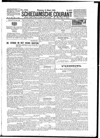 Schiedamsche Courant 1933-03-15