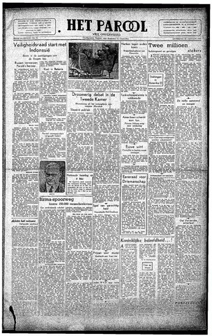 Rotterdamsch Parool / De Schiedammer 1946-01-26