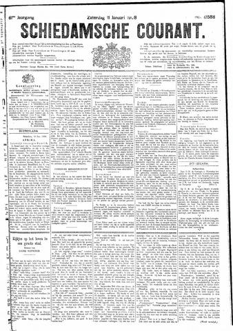 Schiedamsche Courant 1908-01-11