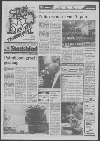Het Nieuwe Stadsblad 1989-07-14