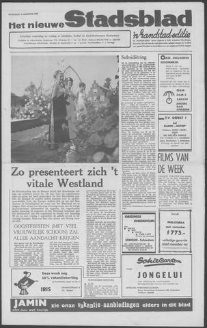 Het Nieuwe Stadsblad 1967-08-16