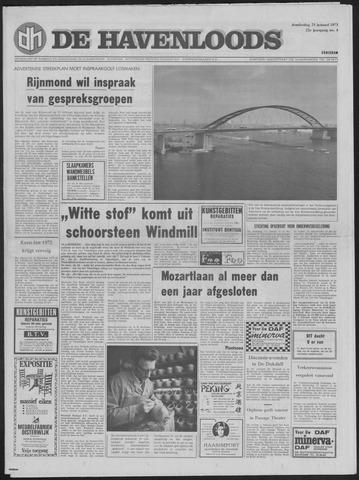 De Havenloods 1973-01-25