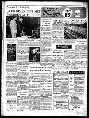 Rotterdamsch Parool / De Schiedammer 1964-08-19