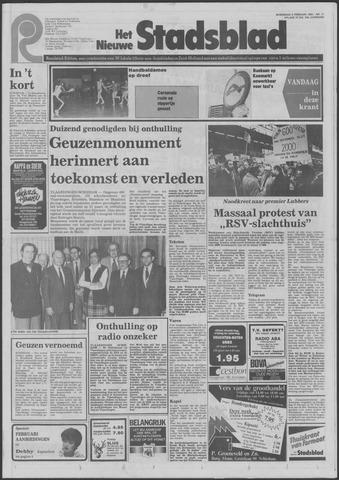 Het Nieuwe Stadsblad 1983-02-09