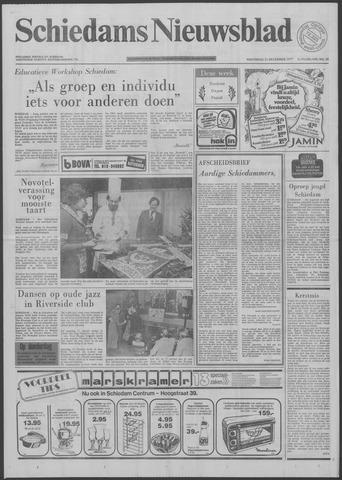 Schiedams Nieuwsblad 1977-12-21