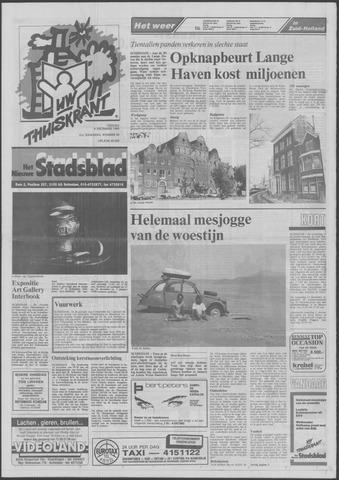 Het Nieuwe Stadsblad 1989-12-08