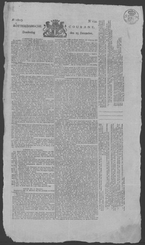 Rotterdamse Courant 1823-12-25