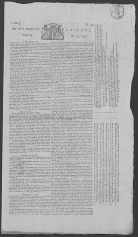 Rotterdamse Courant 1823-04-29