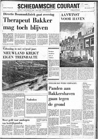 Rotterdamsch Nieuwsblad / Schiedamsche Courant / Rotterdams Dagblad / Waterweg / Algemeen Dagblad 1974-02-12