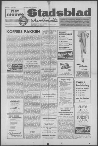 Het Nieuwe Stadsblad 1960-06-03