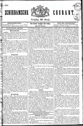 Schiedamsche Courant 1847-06-25