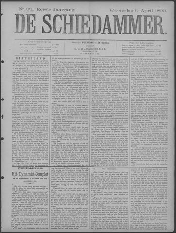 De Schiedammer 1890-04-09