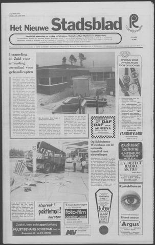 Het Nieuwe Stadsblad 1973-06-08