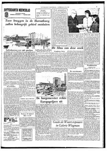 Rotterdamsch Nieuwsblad / Schiedamsche Courant / Rotterdams Dagblad / Waterweg / Algemeen Dagblad 1964-07-11