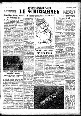 Rotterdamsch Parool / De Schiedammer 1948-06-12