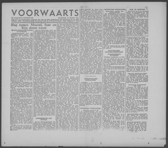 Voorwaarts 1945-03-19