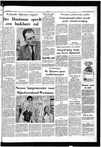 Trouw / De Rotterdammer 1970-08-08