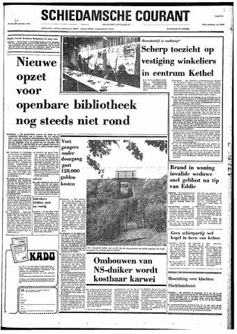 Rotterdamsch Nieuwsblad / Schiedamsche Courant / Rotterdams Dagblad / Waterweg / Algemeen Dagblad 1974-09-24